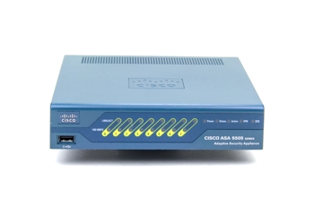 Cisco ASA 5505 firewall included in Packet Tracer 6.1